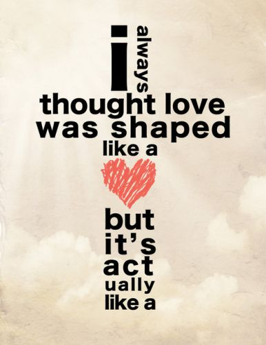 love_shaped_cross